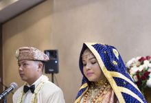 The Wedding Of Dhilla & Ichsan by Armadani Organizer