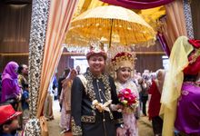The Reception Of Dhilla & Ichsan by Armadani Organizer