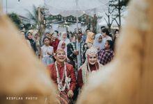 Wedding Teaser Of Dika & Tika by Redflag Photoworks