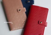 Ema Multipurpose Wallet by Arumanis Gift