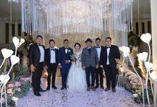 Grace & Garry Wedding At Graha Vidya Chandra by Josh & Friends Entertainment