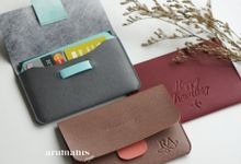 Zoey Travel Wallet by Arumanis Gift
