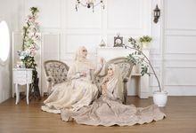 Zelmi Makeup X Laksmi Muslimah by Zelmi Makeup