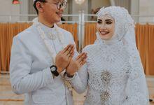 The Wedding of Egi & Nurul by BTARI ORGANIZER