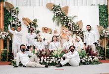 The Wedding Of Syafika & Gusnio by Armadani Organizer