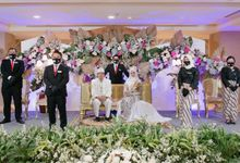The Intimate Wedding Of Dzi & Ratno by Armadani Organizer