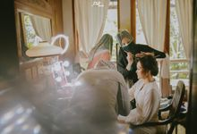 The Intimate Wedding Of Bunga & Mario by Armadani Organizer