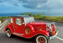 Red Marvia by Bali Classic Community