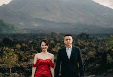 Bali Prewedding Carmen & Yohan by StayBright