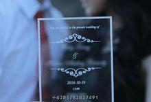 Custom Wedding Details by KloveR
