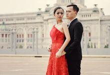 Prewedding of Vincensia & Willyam by Kura-Kura Photography