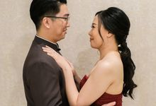 Engagement of Johnson and Silvi by Counting Days Picture