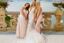 Luxury Wedding Glam Bride by Elena Panzeri Makeup & Hair Artist