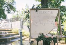 Civil Service Club Changi Wedding (Part 1) by Awesome Memories Photography