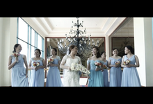 Ar-Ar & Giovie Same Day Edit by Sneak Peek Wedding Films