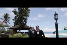 Ulyses & Gaile Same Day Edit by Sneak Peek Wedding Films