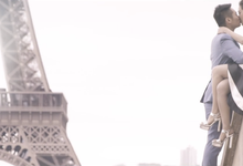Paris with Amanda & Kian by ALLUREWEDDINGS