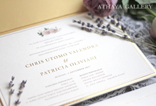 Chris & Patricia by Athaya Gallery
