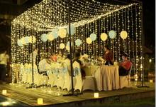 Ultimate Wedding Dinner Package 2018 by Le Grande Bali Uluwatu