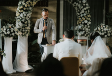 Willy & Natalia by Honey Wedding & Event Bali