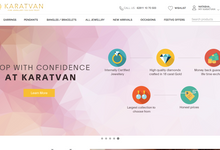 Website by Karatvan