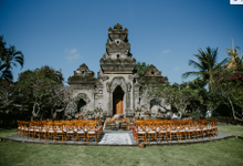 A Night at The Museum of Anggi and Edsar by Delapan Bali Event & Wedding