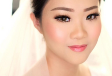 Professional makeup class - wedding by Silvia Jonathan