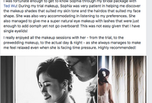 Reviews by Makeup Pros
