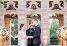 Romantic Wedding by Plan Design Events