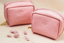 Helen -  Custom Pink Pouch by Rove Gift