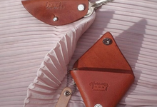 Andrew & Joanna - Key case & coin pouch by Rove Gift