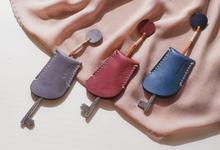 Ferry & Tinara - Custom Key Case by Rove Gift