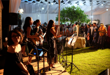 Wedding Reception by Upright Entertainment