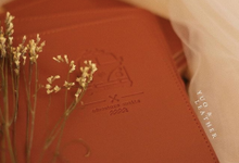 Evert & Nisita Wedding Gift by Yuo And Leather