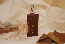 Kiky & Fandy Wedding Gift by Yuo And Leather