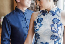 Aldrick and Claudia Sangjit by FCG
