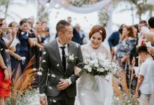 Retha & Ryoji Wedding by Delapan Bali Event & Wedding