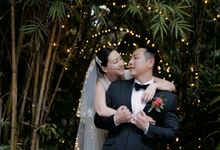 Yao Wei & Yewon by Alex Liang Weddings