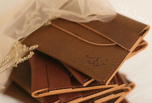 Nabila and Aditya Wedding Gift by Yuo And Leather