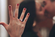 Calvin and Vinna Engagement Ring by The Finard
