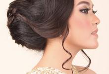 Wedding Makeup by Misyelleyo Makeup Artist