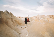 Ivan & Keren Prewedding by Ana Looks