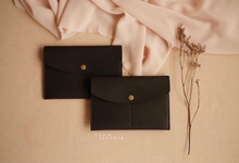 Rahma & Rezin Passport Case Wallet by Yuo And Leather
