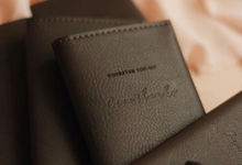 Ricco & Denissa Simple Wallet by Yuo And Leather