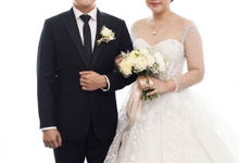 Wedding of Perez & Jane by Silvia Jonathan