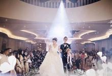 The Wedding of Erwin & Voretta by SAS designs