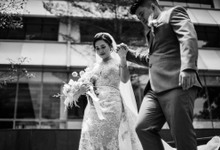 The Wedding of Winston & Inez by SAS designs