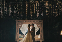 The Wedding of Vanissa & Caesar by SAS designs