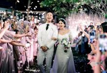 The Wedding of Bima & Syena by SAS designs