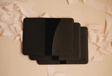 Yoga & Della Passport Case by Yuo And Leather
